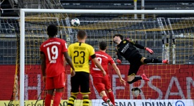 Bayern vence o clássico alemão. AFP