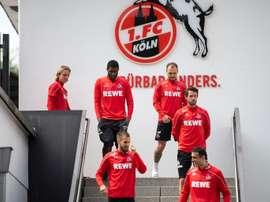 Retour de l'équipe qui a mis en péril la reprise de la Bundesliga. AFP