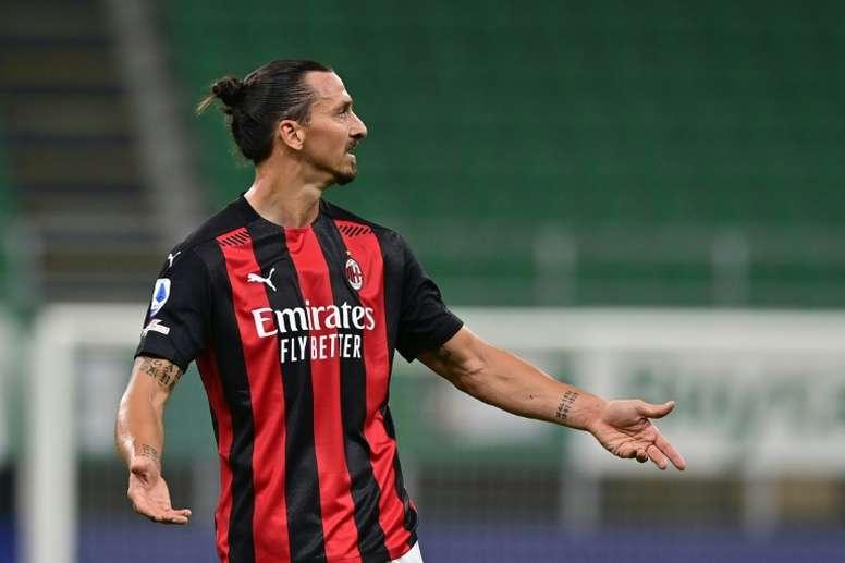 Prováveis escalações de Inter e Milan. AFP