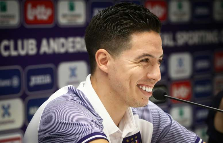 Nasri, constamment blessé, ne sera pas conservé par Anderlecht. GOAL