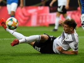 Retour de Kroos et Goretzka pour l'Allemagne, Hummels toujours écarté. AFP