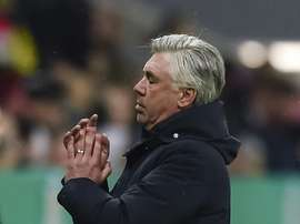 We need to be better - Ancelotti unhappy with sloppy Bayern display