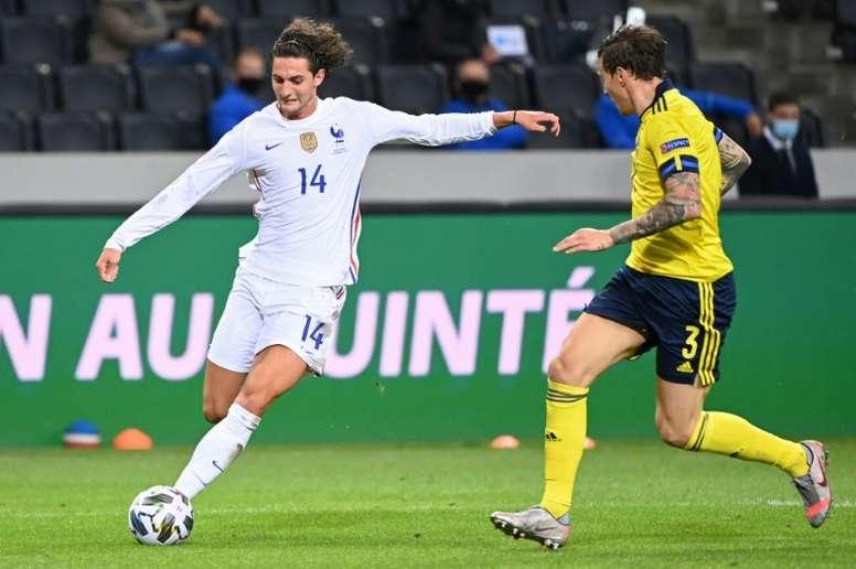 Les Compos Probables Du Match De Ligue Des Nations Entre La France Et La Suede Besoccer