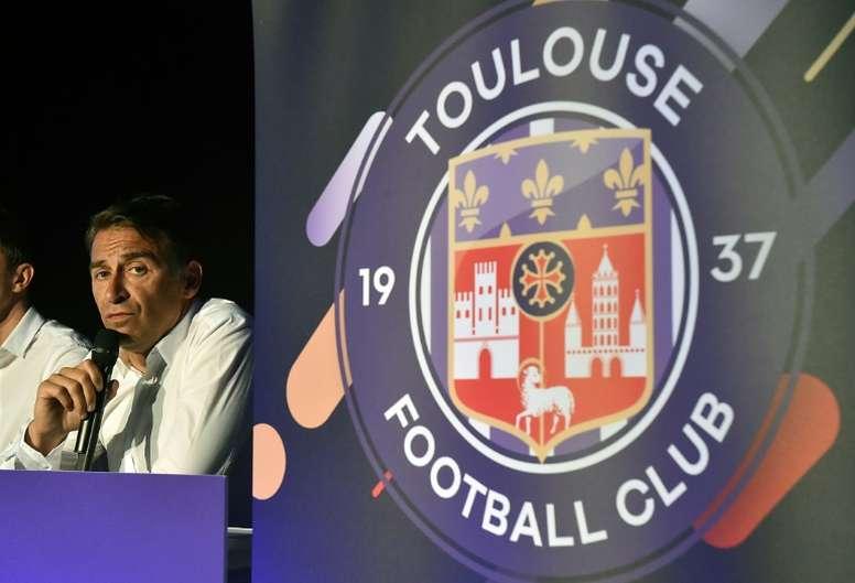 Le Toulouse FC bientôt racheté. GOAL