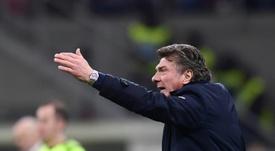 Le Torino limoge Mazzari. AFP