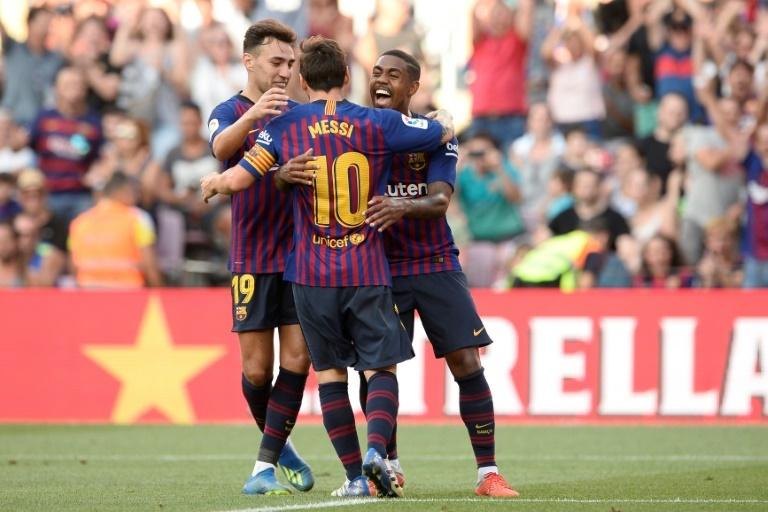 Le coup de génie de Messi qui a retourné Valverde — FC Barcelone