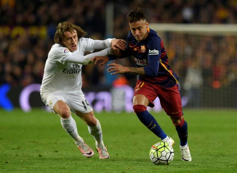 Rivaldo had his say on Neymar's potential Real Madrid move. AFP
