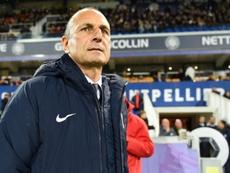 Un nouveau joueur de Montpellier positif au Covid-19. AFP