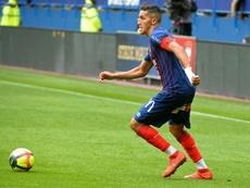 Caen reprend espoir en battant Dijon. AFP
