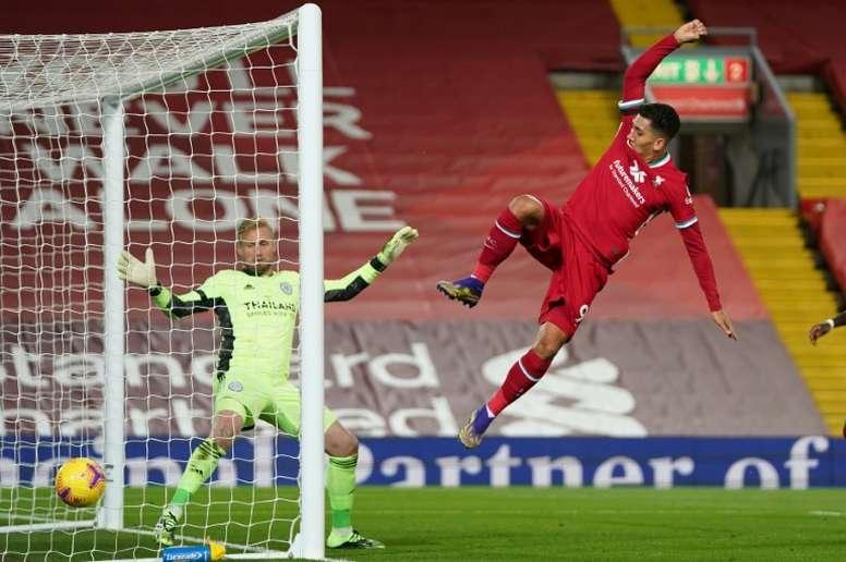 Face aux cadences, Liverpool craint de finir à bout de souffle. afp