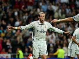 Joe Allen es uno de los mejores amigos de Bale en el vestuario de Gales. AFP