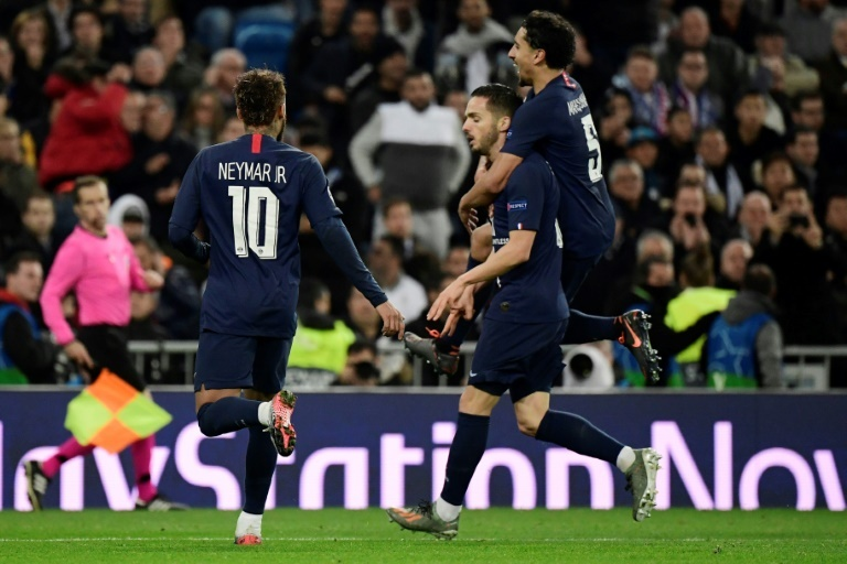 PSG stroll past Dijon into French Cup last four