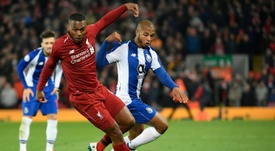 Daniel Sturridge has seen his ban increased to four months. AFP