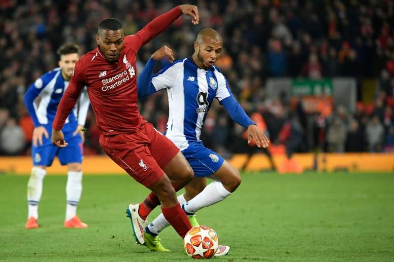 Sturridge could return to England. AFP