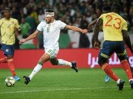 Qualifs CAN-2021: l'Algérie assure, les Comores créent l'exploit. AFP