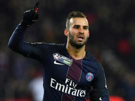 Jese Rodriguez will be staying in Paris this season. AFP