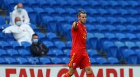 Bale ne jouera pas en Ligue des Nations. AFP