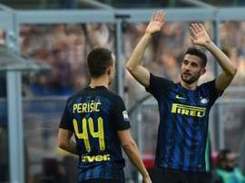 Gagliardini angry at Inter results