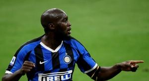 Italie: L'Inter Milan n'est plus sur le podium. AFP