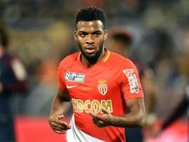 Monaco e Amiens empataram a zero. AFP