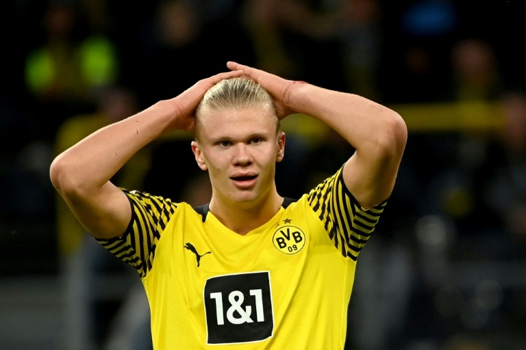 Haaland blames his manager for his injury