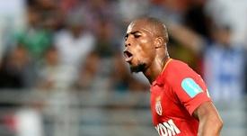 Sidibé wants to stay in Monaco. AFP
