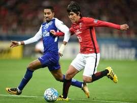 El Al Hilal le puso una condición para darle el pasaporte. AFP