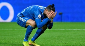 Cristiano will earn four million euros less a year. AFP