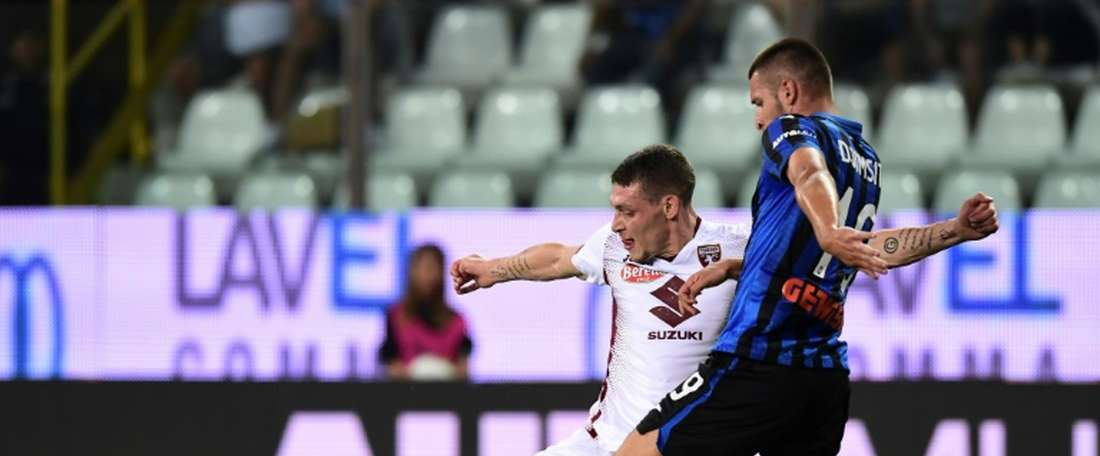 Le Torino surpris à domicile par Lecce. AFP
