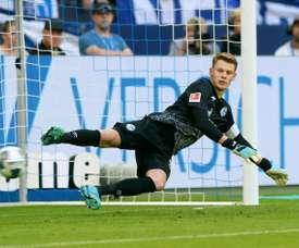 Ameaçam os pais de Nübel por sua ida ao Bayern. AFP