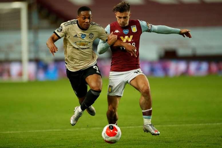 A grande oferta de renovação do Aston Villa. AFP