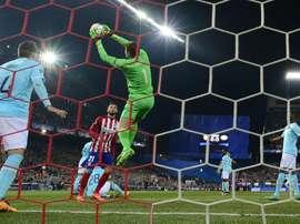 El interés del Atlético creció tras los octavos de Champions ante el PSV. AFP