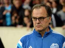 Marcelo Bielsa será el próximo entrenador del Lille. AFP/Archivo