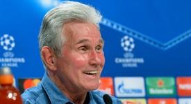 Heynckes no da por muerto al Bayern. AFP