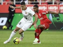 Ben Arfa restera-t-il à Rennes la saison prochaine ? AFP