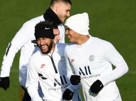 Paris doit retrouver son jeu contre Galatasaray. AFP