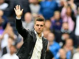 The biggest victim of Mourinho's arrival at Tottenham. AFP