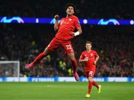 Les compos probables du match de Ligue des champions entre le Bayern et Tottenham. AFP