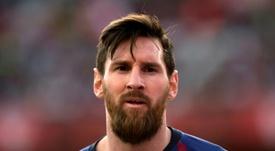 El impresionante historial de Messi en el Bernabéu. AFP