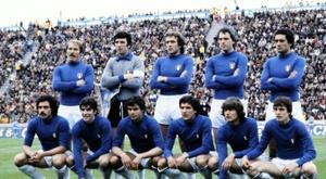 Mort du héros italien du Mondial de foot 82, Paolo Rossi. AFP