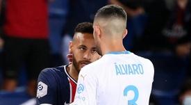 Le PSG devrait utiliser l'analyse brésilienne contre Alvaro. AFP