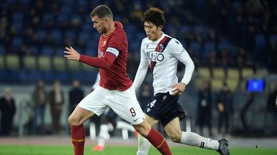 L'AC Milan veut enrôler Tomiyasu. afp