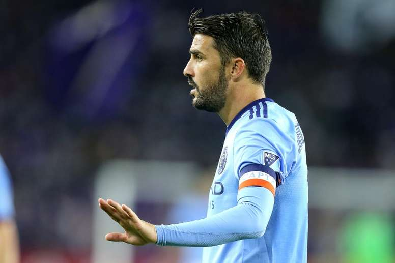 El delantero es una de las grandes estrellas de la MLS. AFP