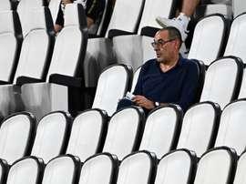 Os possíveis substitutos de Sarri na Juventus. AFP