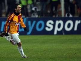 Turan está feliz na Turquia. AFP