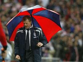 Steve McClaren limogé par Queen Parks Rangers. AFP