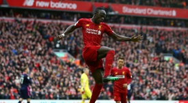 Sissoko believes Sadio Mane will end up joining Real Madrid. AFP