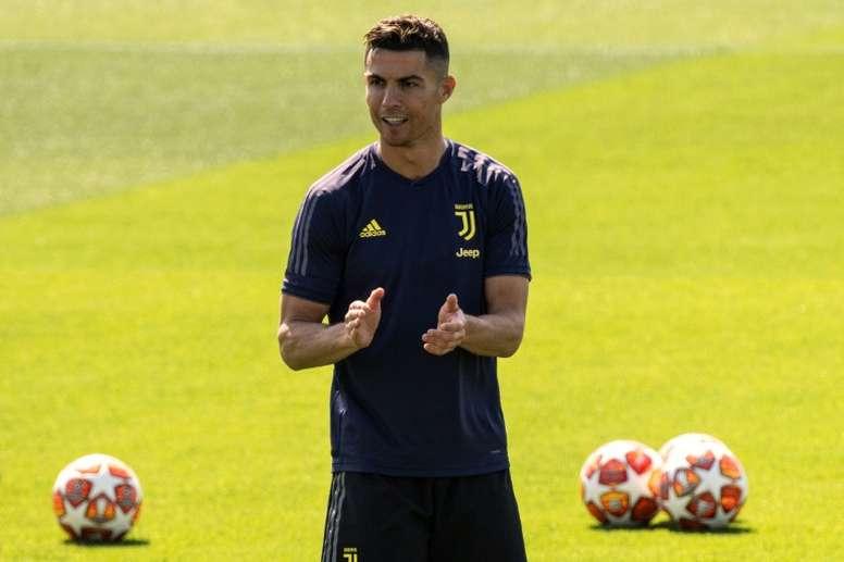 Ronaldo est convoqué. AFP