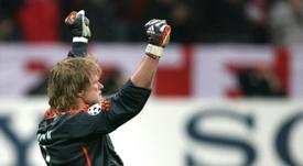 Kahn elogió al guardameta del Bayern. AFP
