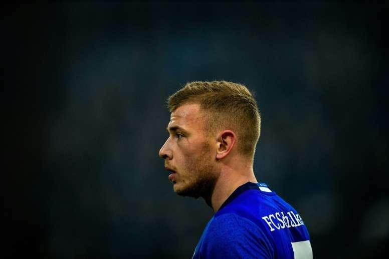 La fin de l'aventure pour Max Meyer à Gelsenkirchen ? AFP
